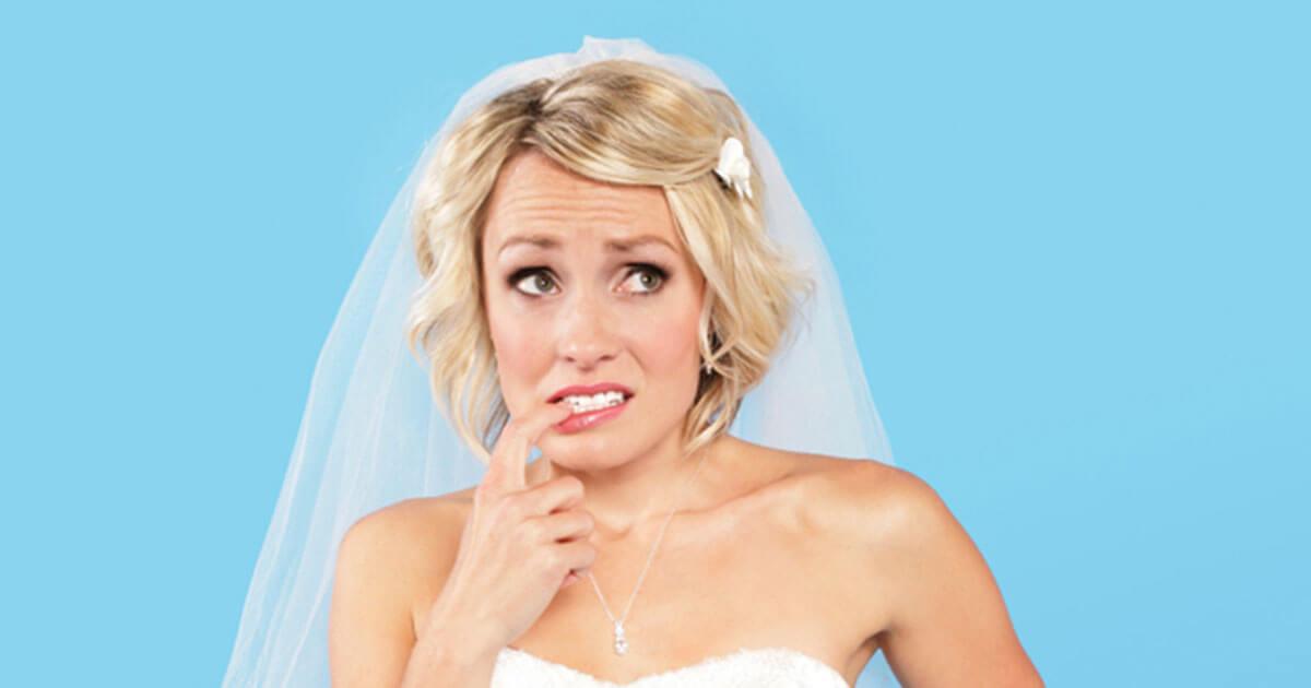 Dúvida Vestido de Casamento Ideal