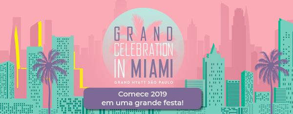 Grand Celebration In Miami