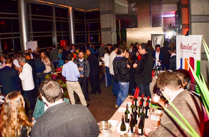 reunião do wine club grand hyatt