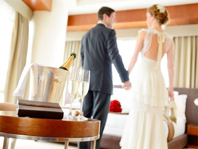 Casamento em hotel