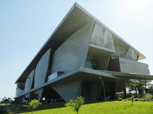 Foto da Casa das Artes: uma ótima opção de passeio para as férias na Barra da Tijuca